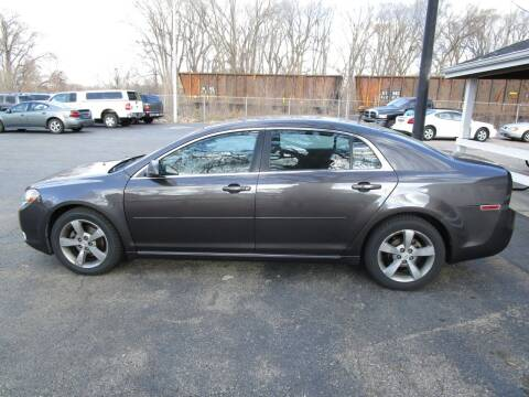 2011 Chevrolet Malibu for sale at Best Buy Auto Sales in South Beloit IL