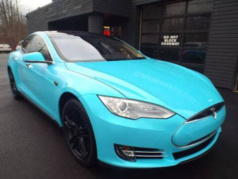 2014 Tesla Model S for sale at Carena Motors in Twinsburg OH