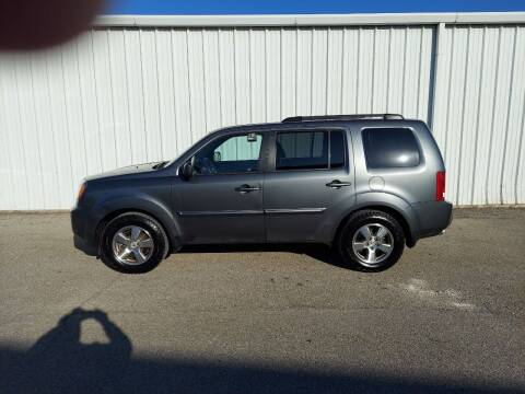 2010 Honda Pilot for sale at Longhorn Motors in Belton TX