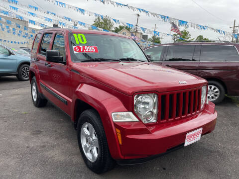 2010 Jeep Liberty for sale at Riverside Wholesalers 2 in Paterson NJ