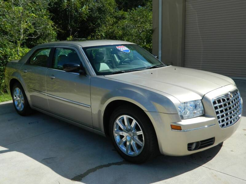 2009 Chrysler 300 for sale at Jeff's Auto Sales & Service in Port Charlotte FL