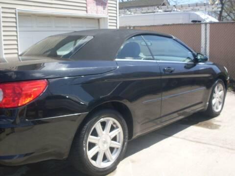 2008 Chrysler Sebring for sale at Flag Motors in Islip Terrace NY