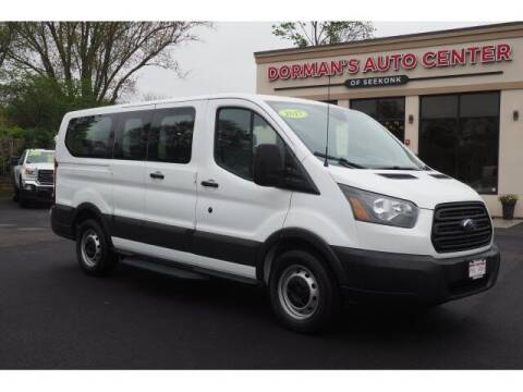 2017 Ford Transit Passenger for sale at DORMANS AUTO CENTER OF SEEKONK in Seekonk MA