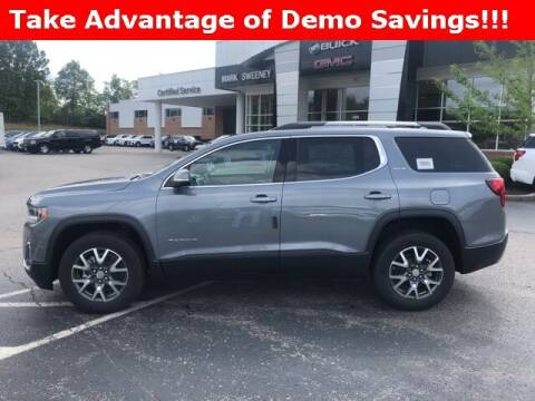 2021 GMC Acadia for sale at Mark Sweeney Buick GMC in Cincinnati OH