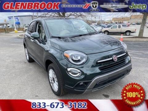 2020 FIAT 500X for sale at Glenbrook Dodge Chrysler Jeep Ram and Fiat in Fort Wayne IN