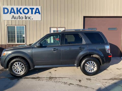 2009 Mercury Mariner for sale at Dakota Auto Inc. in Dakota City NE