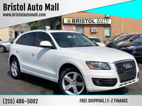 2011 Audi Q5 for sale at Bristol Auto Mall in Levittown PA