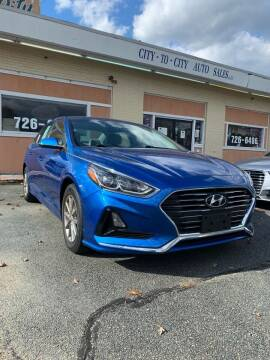 2018 Hyundai Sonata for sale at City to City Auto Sales in Richmond VA