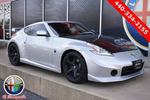 2012 Nissan 370Z for sale at Alfa Romeo & Fiat of Strongsville in Strongsville OH