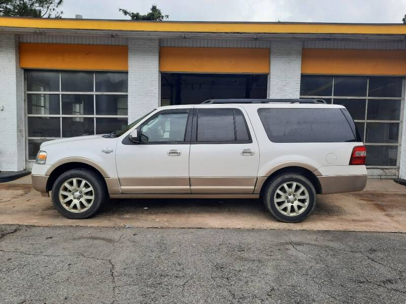 2011 Ford Expedition EL for sale at PIRATE AUTO SALES in Greenville NC