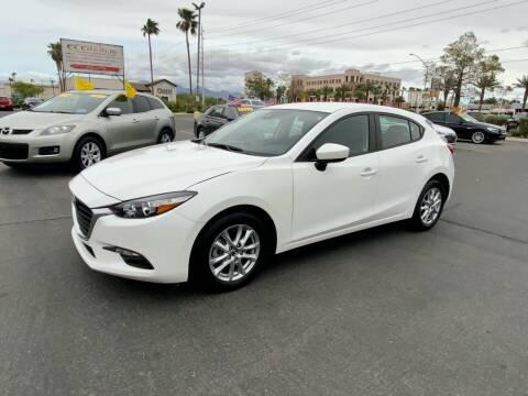 2018 Mazda MAZDA3 for sale at Charlie Cheap Car in Las Vegas NV