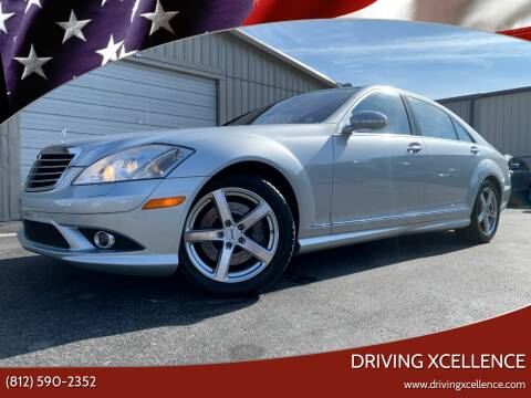 2008 Mercedes-Benz S-Class for sale at Driving Xcellence in Jeffersonville IN
