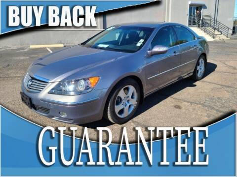 2005 Acura RL for sale at Reliable Auto Sales in Las Vegas NV