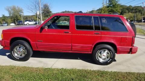1994 Oldsmobile Bravada for sale at HIGHWAY 12 MOTORSPORTS in Nashville TN