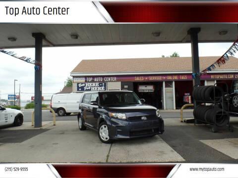2011 Scion xB for sale at Top Auto Center in Quakertown PA
