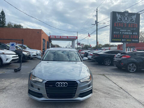 2013 Audi A6 for sale at Kings Auto Group in Tampa FL
