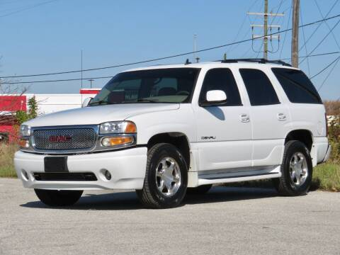 2006 GMC Yukon for sale at Tonys Pre Owned Auto Sales in Kokomo IN