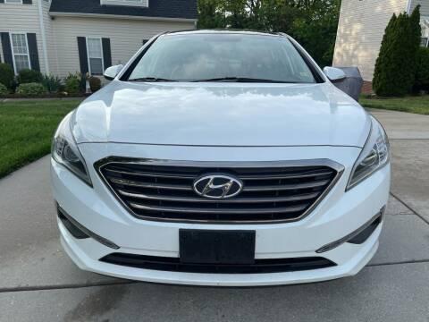 2015 Hyundai Sonata for sale at A & R Motors in Richmond VA