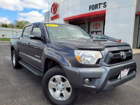 2014 Toyota Tacoma for sale at Auto Smart of Pekin in Pekin IL