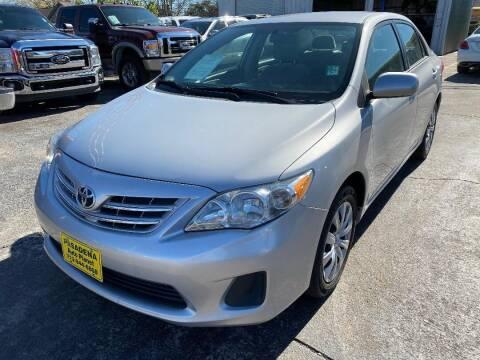 2013 Toyota Corolla for sale at Pasadena Auto Planet in Houston TX