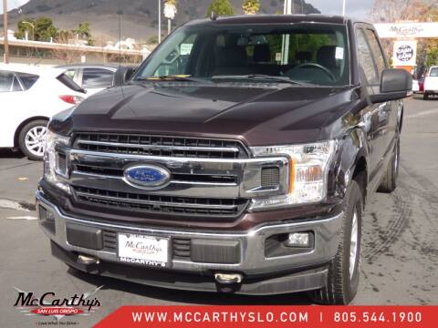 2019 Ford F-150 for sale at McCarthy Wholesale in San Luis Obispo CA