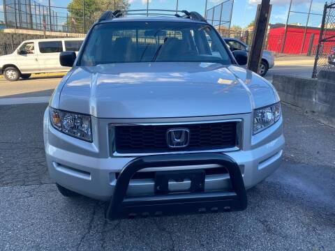 2007 Honda Ridgeline for sale at JG Auto Sales in North Bergen NJ