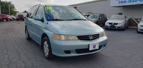 2004 Honda Odyssey for sale at I-80 Auto Sales in Hazel Crest IL