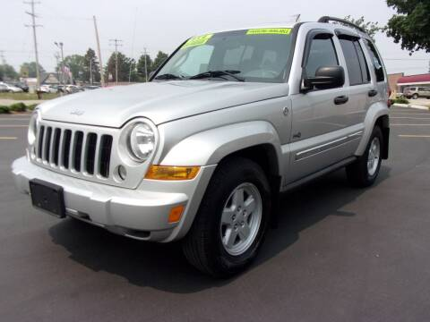 2006 Jeep Liberty for sale at Ideal Auto Sales, Inc. in Waukesha WI