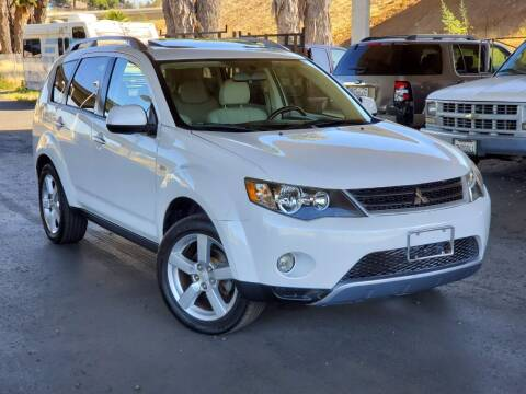 2007 Mitsubishi Outlander for sale at Gold Coast Motors in Lemon Grove CA