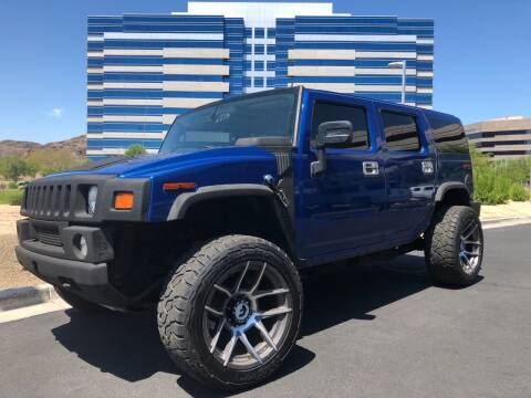 2006 HUMMER H2 for sale at Day & Night Truck Sales in Tempe AZ