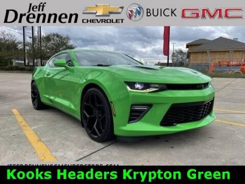 2017 Chevrolet Camaro for sale at Jeff Drennen GM Superstore in Zanesville OH