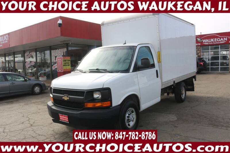 2015 Chevrolet Express Cutaway for sale at Your Choice Autos - Waukegan in Waukegan IL