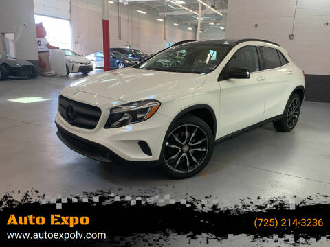 2016 Mercedes-Benz GLA for sale at Auto Expo in Las Vegas NV
