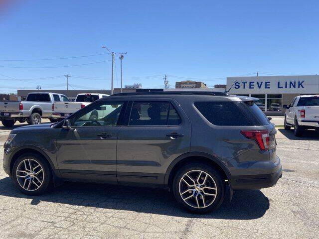 2018 Ford Explorer for sale in Grinnell, IA