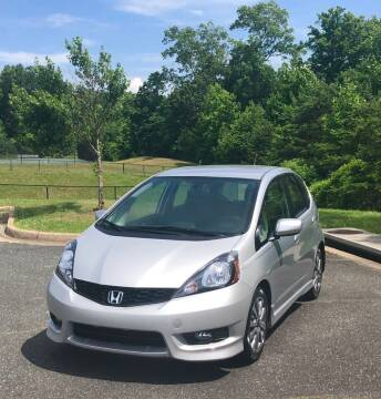 2013 Honda Fit for sale at ONE NATION AUTO SALE LLC in Fredericksburg VA