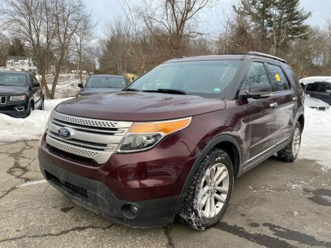 2011 Ford Explorer for sale at Royal Crest Motors in Haverhill MA