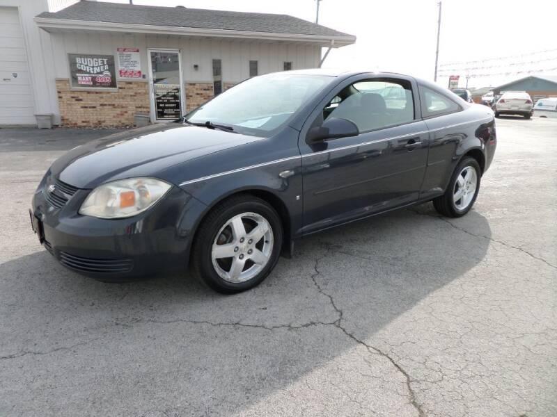 2009 Chevrolet Cobalt for sale at Budget Corner in Fort Wayne IN