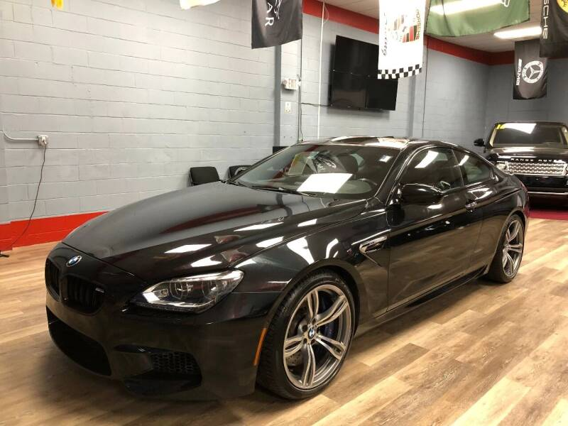2013 BMW M6 for sale at Bos Auto Inc in Quincy MA