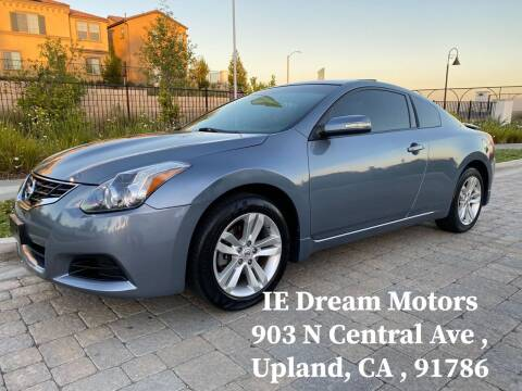 2010 Nissan Altima for sale at IE Dream Motors-Upland in Upland CA