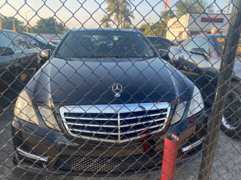 2013 Mercedes-Benz E-Class for sale at America Auto Wholesale Inc in Miami FL