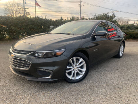 2018 Chevrolet Malibu for sale at Craven Cars in Louisville KY