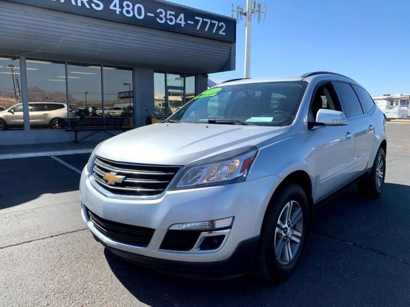 2017 Chevrolet Traverse for sale at Ideal Cars Atlas in Mesa AZ