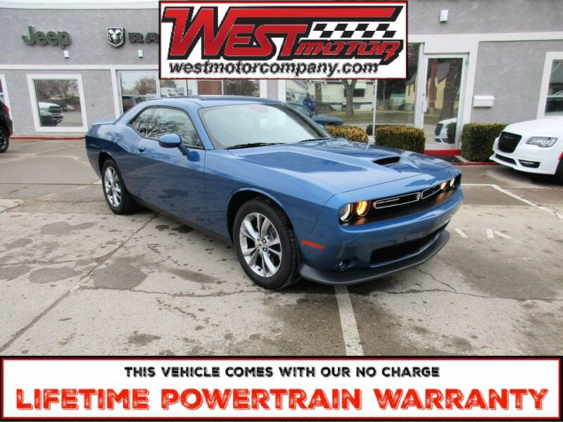 2020 Dodge Challenger for sale at West Motor Company in Hyde Park UT