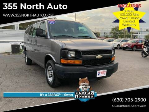 2012 Chevrolet Express Cargo for sale at 355 North Auto in Lombard IL