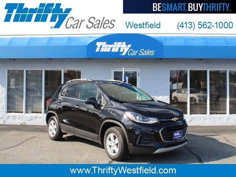 2019 Chevrolet Trax for sale at Thrifty Car Sales Westfield in Westfield MA
