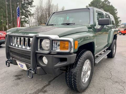 2006 HUMMER H3 for sale at Airbase Auto Sales in Cabot AR