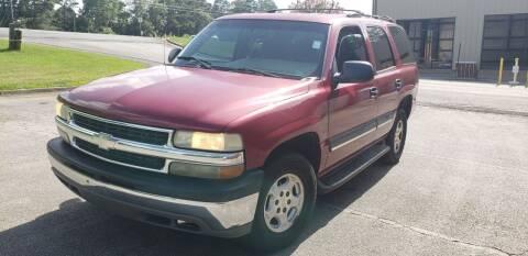 2004 Chevrolet Tahoe for sale at Gwinnett Luxury Motors in Buford GA