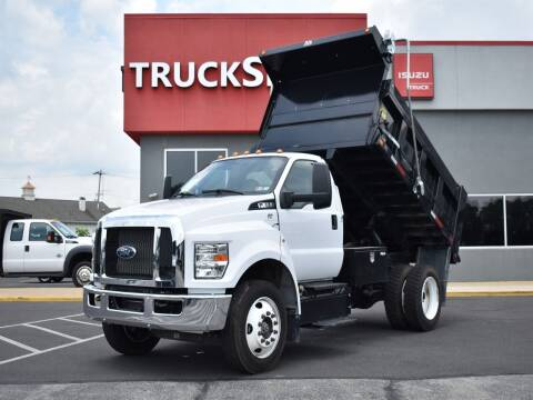 2019 Ford F-650 Super Duty for sale at Trucksmart Isuzu in Morrisville PA