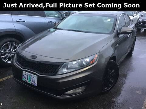 2011 Kia Optima for sale at Royal Moore Custom Finance in Hillsboro OR