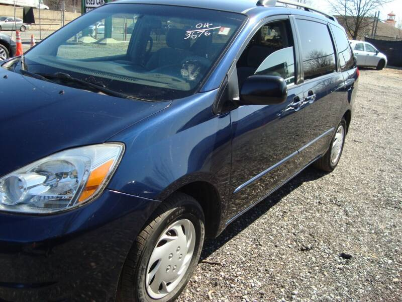 2004 Toyota Sienna for sale at Branch Avenue Auto Auction in Clinton MD